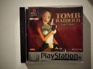 Tonb Raider 2 psx