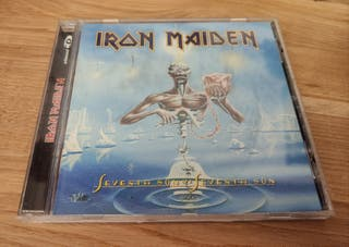 Iron maiden seventh son of a seventh