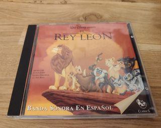 El rey leon disney banda sonora