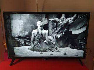 televisor en venta LG de 32 pulgadas Smart TV
