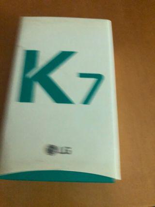 Teléfono LGk7 X210