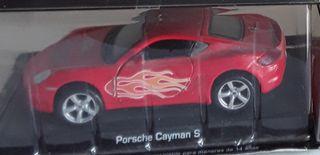 Porsche Cayman S 1/43 Burago