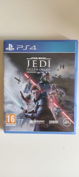 PS4 - Jedi fallen Order