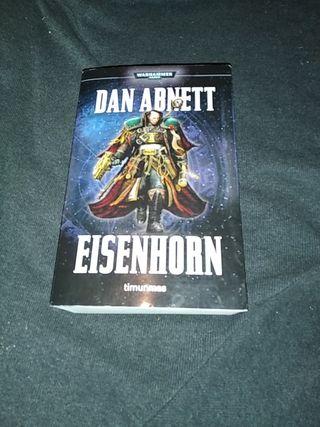 Libro Warhammer 40000 Eisenhorn
