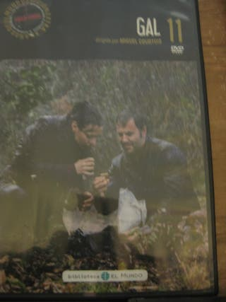 Película DVD Gal