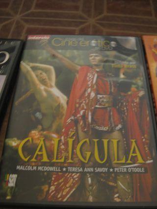 Película DVD Caligula