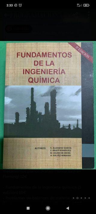 Libro ingerir quimica
