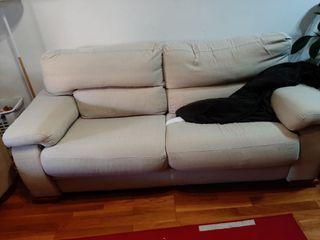 sofá de 2 plazas y sofá de 1 plaza
