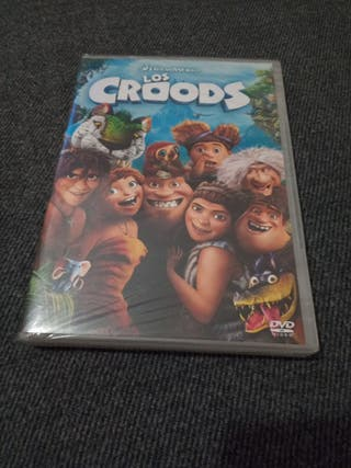 DVD LOS CROODS