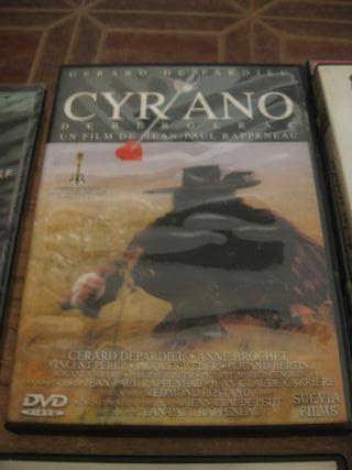 Película DVD CYRANO