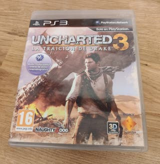Uncharted 3 la traicion de drake