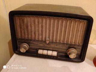 ANTIGUEDAD. RADIO