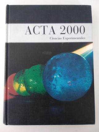 Libro Ciencias Experimentales