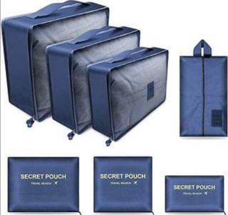 Bolsos para equipaje de viaje