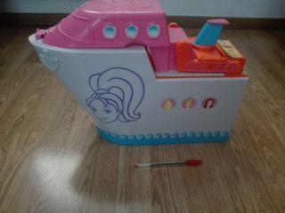 barco Polly pocket