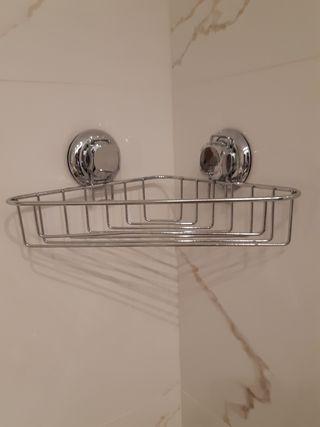 Cesta para ducha