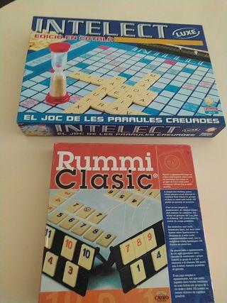 Intelect catala,i Rummy