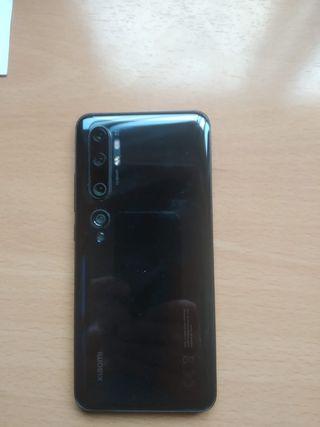 Xiaomi mi Note 10 128/6 GB, 10 meses impoluto.