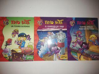 3 libro trio beta