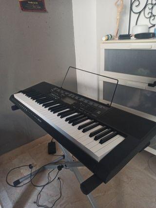 Teclado piano Casio CTK 3500