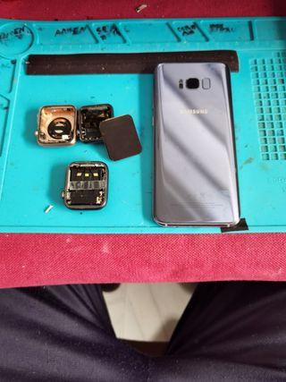 reparación móviles y Apple watch