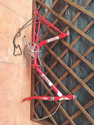 cuadro bicicleta orbea eibar 20 pulgadas