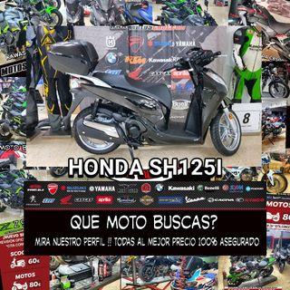 HONDA SH 125 2021 MEJORES OFERTAS ASEGURADAS