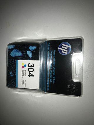 Cartucho tinta HP 304