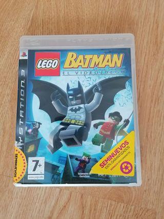 Lego Batman El Videojuego