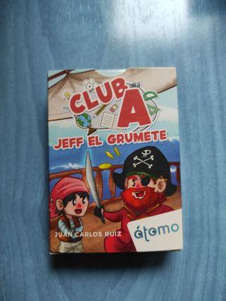 Juego Club A Jeff El Grumete