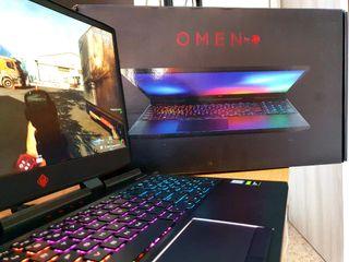 Portatil Gaming Hp Omen i7 Gtx 1660ti 16gb Ram !!!