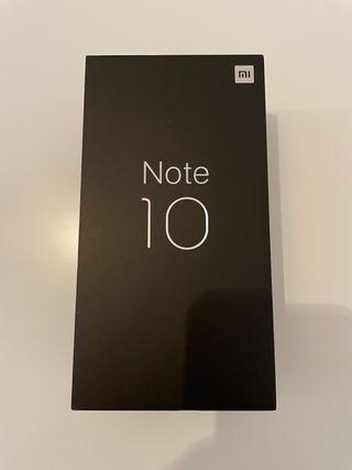 Xiaomi MI Note 10 Blanco 128 gb nuevo