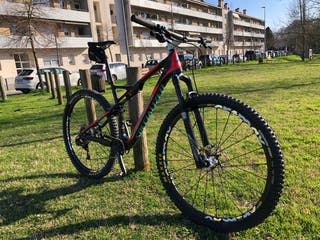 Specialized Epic FSR Comp Carbon World Cup