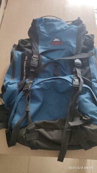 mochila de montaña McKinley 45