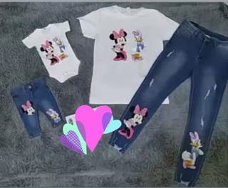 ropa Disney madre e hija