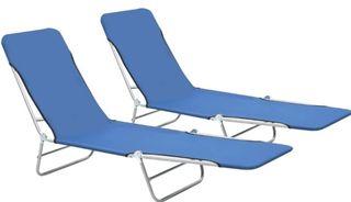 tumbonas piscina reclinables