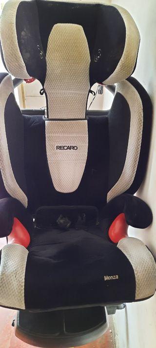 silla grupo 3 RECARO
