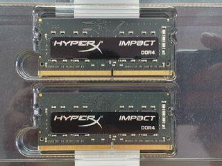 Memoria RAM DDR4 para portatil