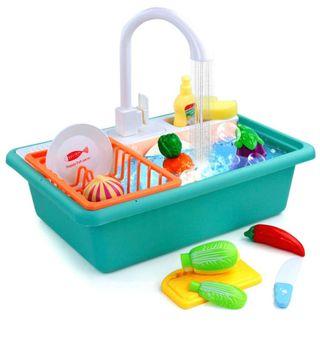 Fregadero cocina juguete nuevo a estrenar