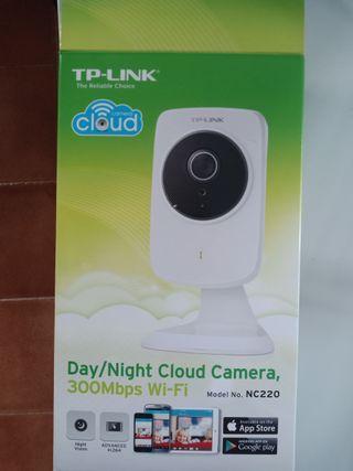 cámara seguridad wifi TP-LINK