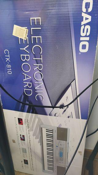 TECLADO CASIO CTK-810 NUEVO