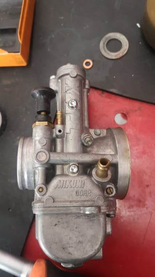 Carburador MIKUNI 38mm TMX honda CR 250 2004 2006