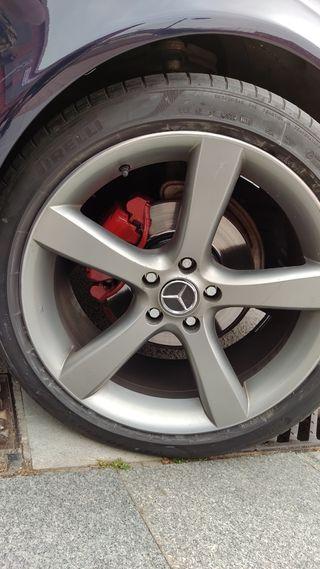 llantas 19 con neumáticos