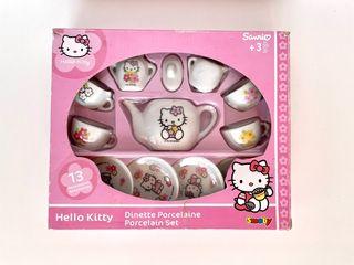 Set porcelana Hello Kitty