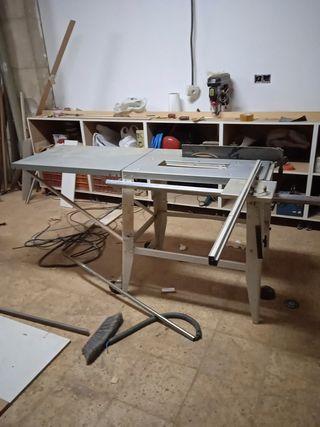 vendo mesa para acoplar sierra