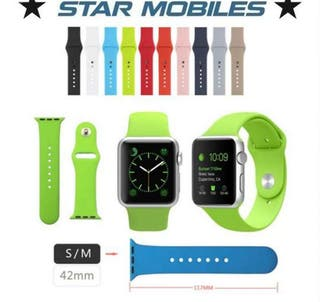 ** CORREA APPLE WATCH SPORT DE SILICONA