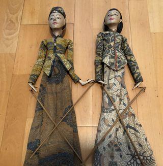 Marionetas tailandesas