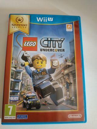 Lego City - Wii U