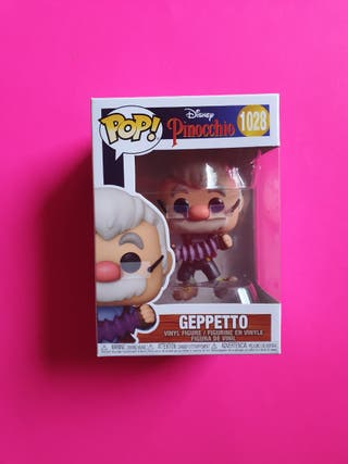 Figura Funko Pop! Geppetto.