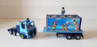 Playmobil camión